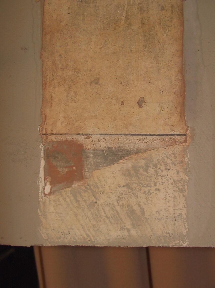 Tasselli del palco n° 4 di primo ordine a destra