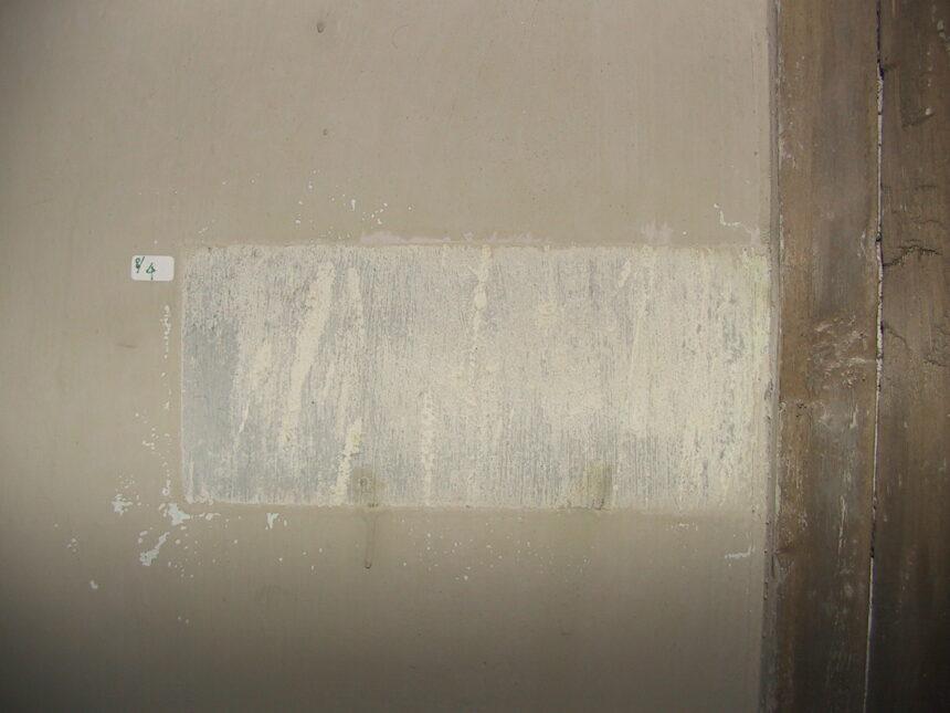 Tasselli del palco n° 8 di primo ordine a sinistra